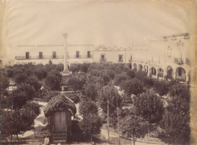 Plaza Independencia, Querétaro