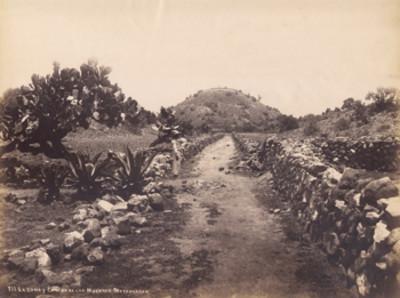 711 La Luna y camino de los muertos Teotihuacan