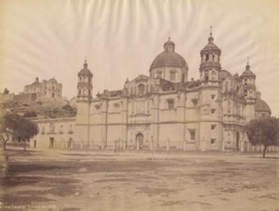 """Iglesia de Guadalupe"", Antigua Basílica de Guadalupe"