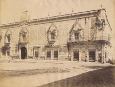 Palacio [de] Aguascalientes
