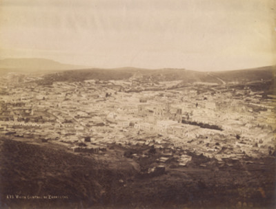 673. Vista general de Zacatecas