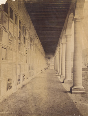 741. [Criptas del] panteón [de] Guanajuato