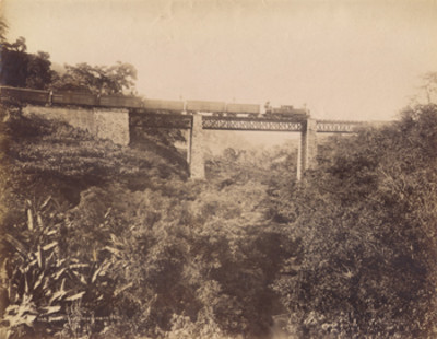 Puente del Chiquihuite F. C. M