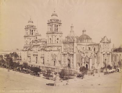 Catedral desde Palacio