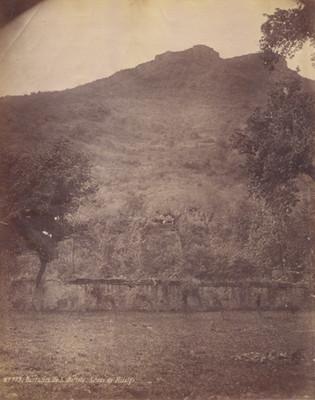 Barranca de San Bartolo en el estado de Hidalgo