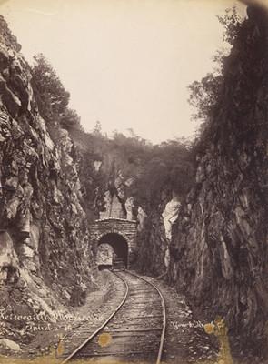 Ferrocarril Mexicano túnel No 16