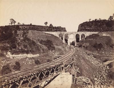 """Compania Constructora Nacional Mexicana"""", Aqueducto (sic) de Jajalpa"""", Jajalpa aqueduct"""