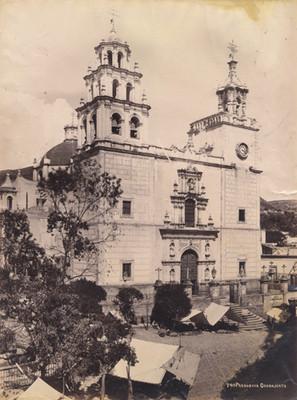 Parroquia [de] Guanajuato
