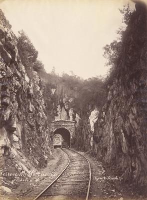 Ferrocarril Mexicano túnel No. 16