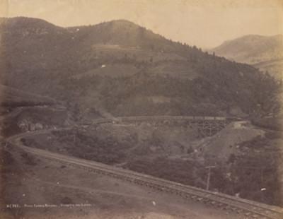 787. Ferrocarril Nacional, Viaducto del Laurel