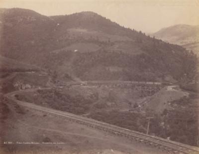 No. 787. Ferrocarril Nacional, Viaducto del Laurel