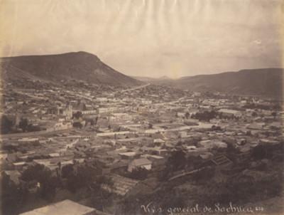 Vista general de Pachuca