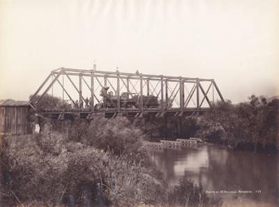 Puente del F.C. Nacional [en] Acambaro
