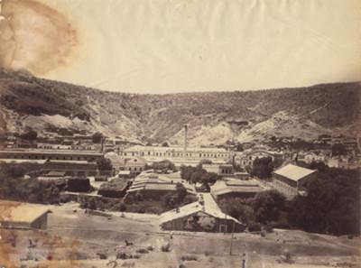 Vista de Hércules F.C. Central Mexicano