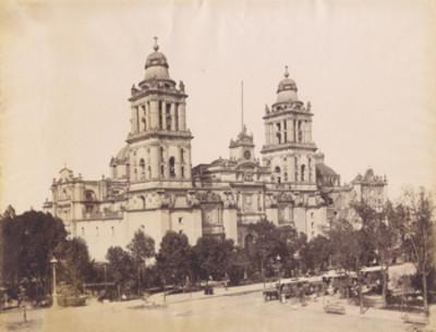 Catedral y Zócalo de la Ciudad de México
