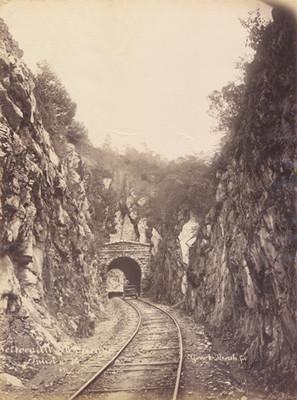 Ferrocarril Mexicano, túnel n° 16