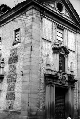 Iglesia estilo neoclásico, Toledo