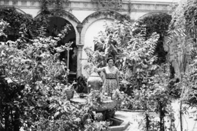 Córdoba, España, un patio