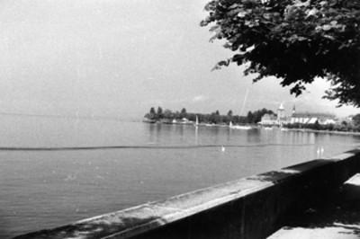 Muelle de Parque Denanton, Lausana