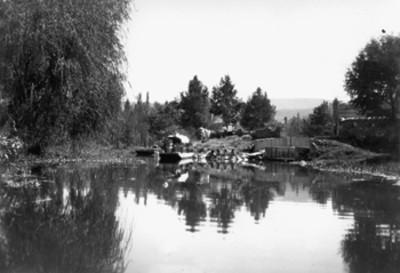 Canal, detalle