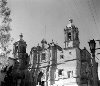 Iglesia de Santo Domingo, vista general