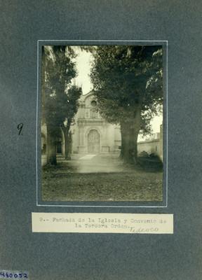 Catedral de Texcoco, fachada