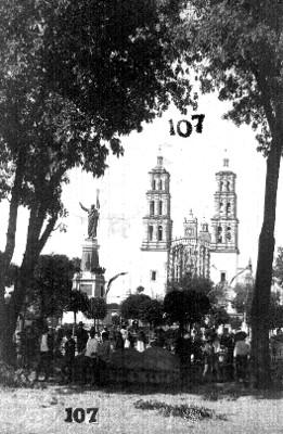 Parroquia de Dolores Hidalgo, vista general