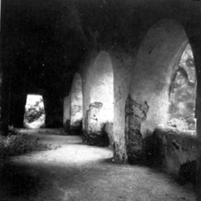 Convento de San Bernardino de Siena, claustro