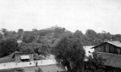 "Vista del ""cerrito el Fortín"""