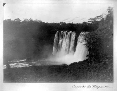 Cascadas de Eyipantla