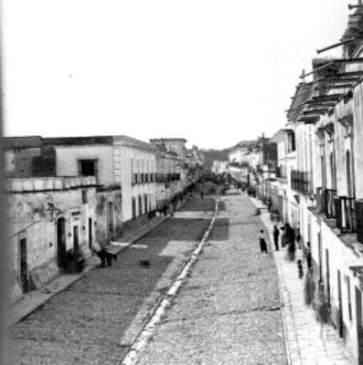 Calle de Aldama [en] Toluca