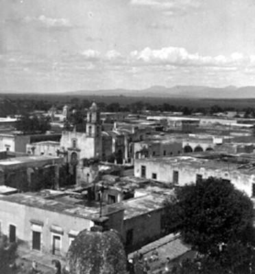 Vista panorámica de Silao, Guanjuato
