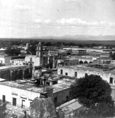 Vista panorámica de Silao