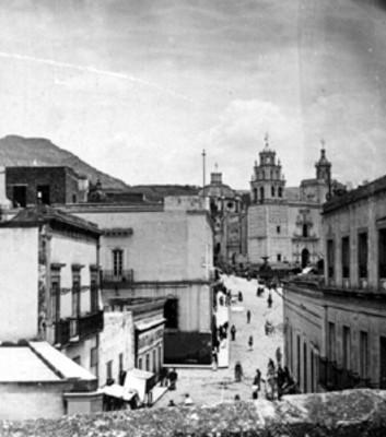 Plaza mayor, Guanajuato