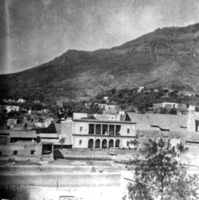 Hacienda de beneficio, Guanajuato