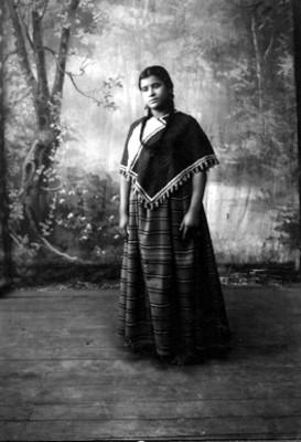 Mujer de San Miguel de Allende