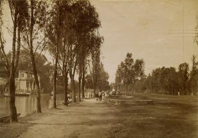 Paseo y canal de La Viga