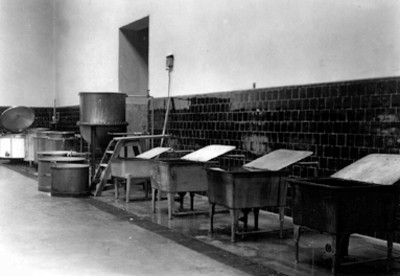 Cocina del Hospital, detalle
