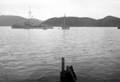 Bahia y barcos