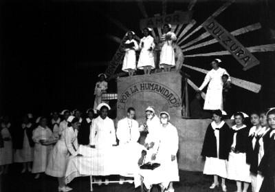 Festival del día de la enfermera