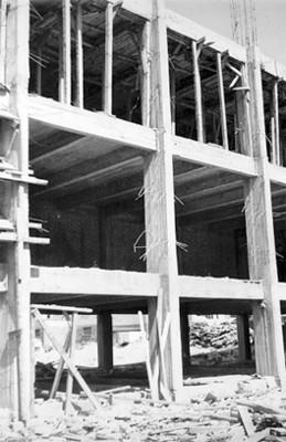 Construcción de un hospital