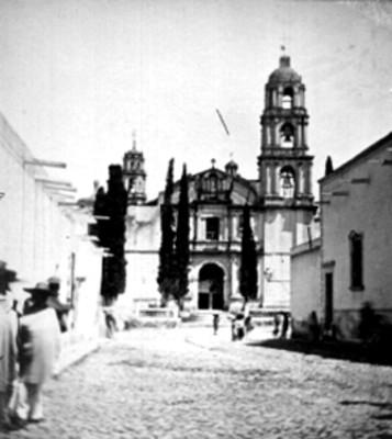 Oratorio de San Felipe Neri en San Miguel de Allende