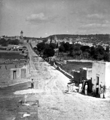 San Miguel de Allende tomada de la garita de Guanajuato