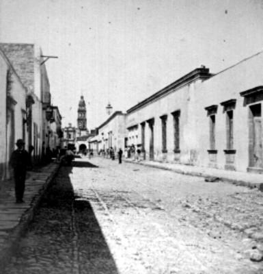 León Guanajuato, calle real