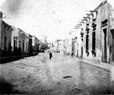 Cárcel de Aguascalientes. panorámica