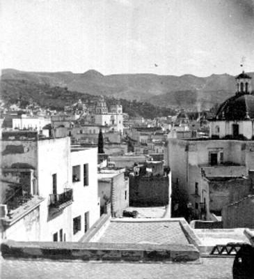 Guanajuato, panorámica