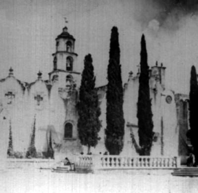 Iglesia Santuario de Atotonilco, fachada