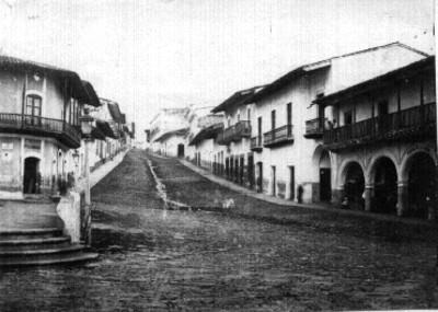 Calle de Belen