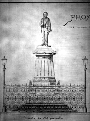 Benito Juárez, reprografía