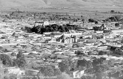 Panorama de Oaxaca